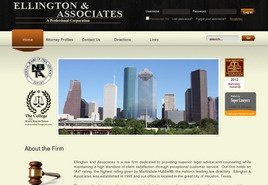 Firm Logo for Ellington & Associates