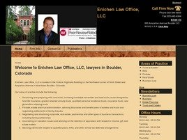 Firm Logo for Enichen Law Office LLC