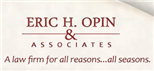 Firm Logo for Eric H. Opin Associates