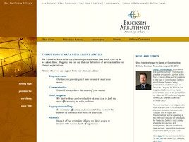 Firm Logo for Ericksen Arbuthnot