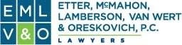 Firm Logo for Etter McMahon Lamberson Van Wert Oreskovich P.C.