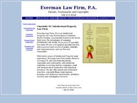 Firm Logo for Everman Law Firm P.A.