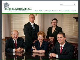 Firm Logo for Farrell, White & Legg PLLC