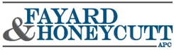 Firm Logo for Fayard Honeycutt APC