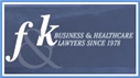 Fenigstein & Kaufman <br />A Professional Corporation Law Firm Logo