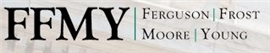 Ferguson, Frost, Moore & Young, LLP Law Firm Logo