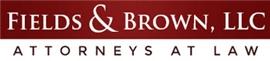 Firm Logo for Fields & Brown, LLC