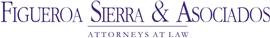 Figueroa Sierra & Asociados Abogados Law Firm Logo