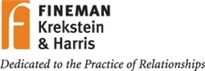 Firm Logo for Fineman Krekstein Harris P.C.