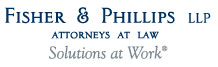 Fisher & Phillips LLP Law Firm Logo