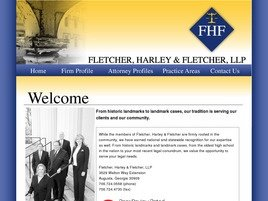 Fletcher, Harley & Fletcher, LLP Law Firm Logo