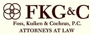 Firm Logo for Foss Kuiken Cochran P.C.
