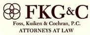 Foss, Kuiken, & Cochran, P.C. Law Firm Logo
