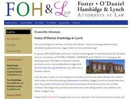 Firm Logo for Foster, O'Daniel, Hambidge <br />& Lynch, LLP