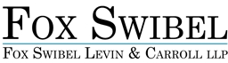 Firm Logo for Fox Swibel Levin Carroll LLP