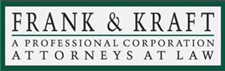 Frank & Kraft <br />A Professional Corporation Law Firm Logo