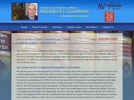Firm Logo for Frederick J. Glassman