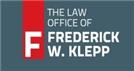 Firm Logo for Frederick W. Klepp