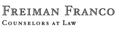 Firm Logo for Freiman Franco P.C.