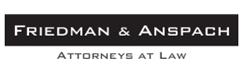 Friedman & Anspach Law Firm Logo
