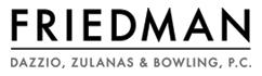Friedman, Dazzio, Zulanas & Bowling, P.C. Law Firm Logo
