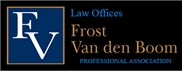 Firm Logo for Frost Van den Boom P.A.