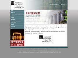 Fryberger, Buchanan, <br />Smith & Frederick, P.A. Law Firm Logo