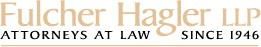 Fulcher Hagler LLP Law Firm Logo