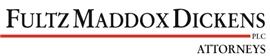 Fultz Maddox Dickens PLC Law Firm Logo