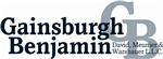 Firm Logo for Gainsburgh, Benjamin, David, <br />Meunier & Warshauer, L.L.C.