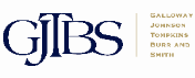 Galloway, Johnson, Tompkins, <br />Burr & Smith <br />A Professional Law Corporation Law Firm Logo