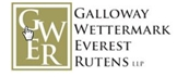 Galloway, Wettermark, Everest, Rutens, LLP Law Firm Logo