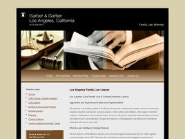 Garber & Garber A Professional Law Corporation