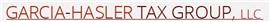 Firm Logo for Garcia-Hasler Tax Group LLC