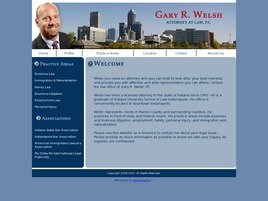 Firm Logo for Gary R. Welsh Attorney at Law P.C.