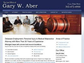Firm Logo for Gary W. Aber