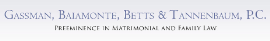 Firm Logo for Gassman Baiamonte Betts PC