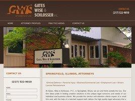 Firm Logo for Gates Wise Schlosser Goebel