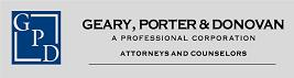 Geary, Porter & Donovan A Professional Corporation