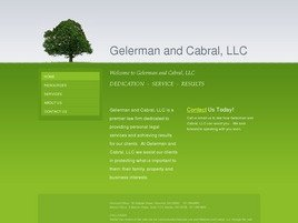 Firm Logo for Gelerman Cabral LLC