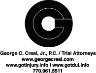 Firm Logo for George C. Creal Jr. P.C. Trial Lawyers
