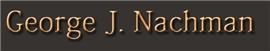 Firm Logo for George J. Nachman