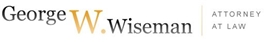 Firm Logo for George W. Wiseman, Attorney at Law