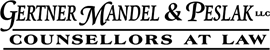 Firm Logo for Gertner Mandel & Peslak, LLC