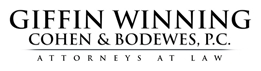 Firm Logo for Giffin Winning Cohen Bodewes P.C.