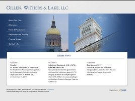 Firm Logo for Gillen Withers Lake LLC