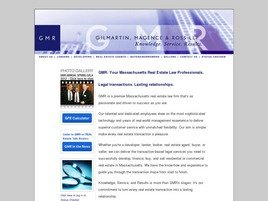 Firm Logo for Gilmartin Magence LLP