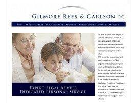 Gilmore, Rees & Carlson, P.C.