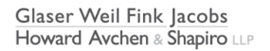 Glaser Weil Fink Jacobs Howard Avchen & Shapiro LLP Law Firm Logo