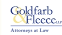 Goldfarb & Fleece LLP Law Firm Logo